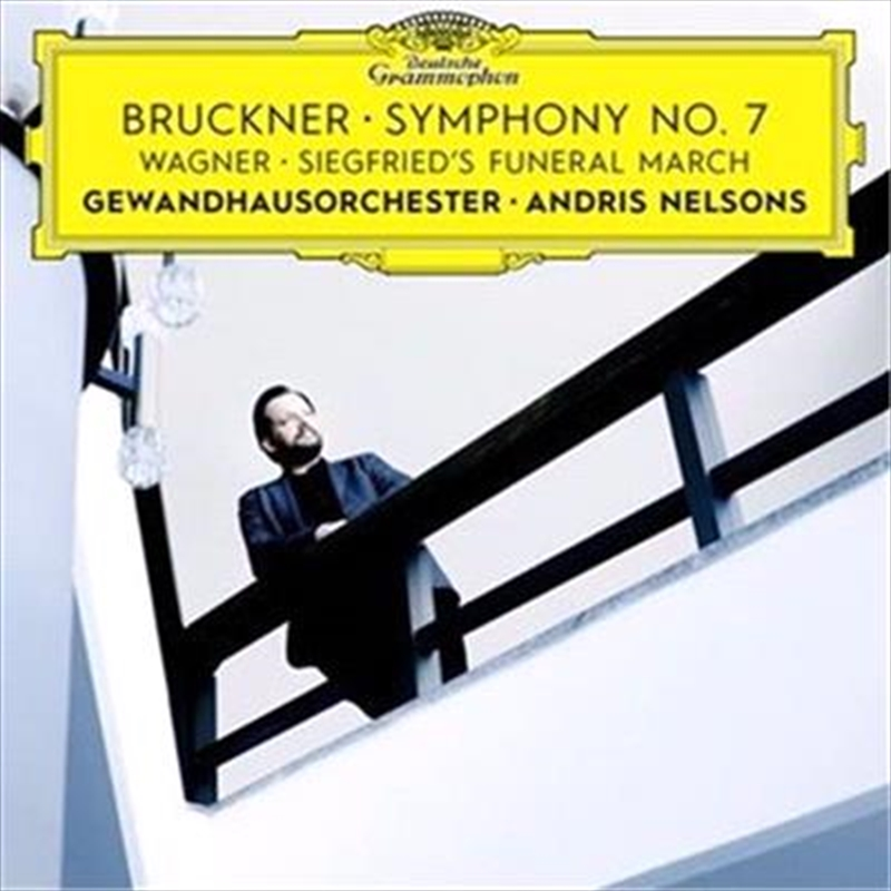 Bruckner - Symphony No.7 - Siegfried's Funeral March | CD