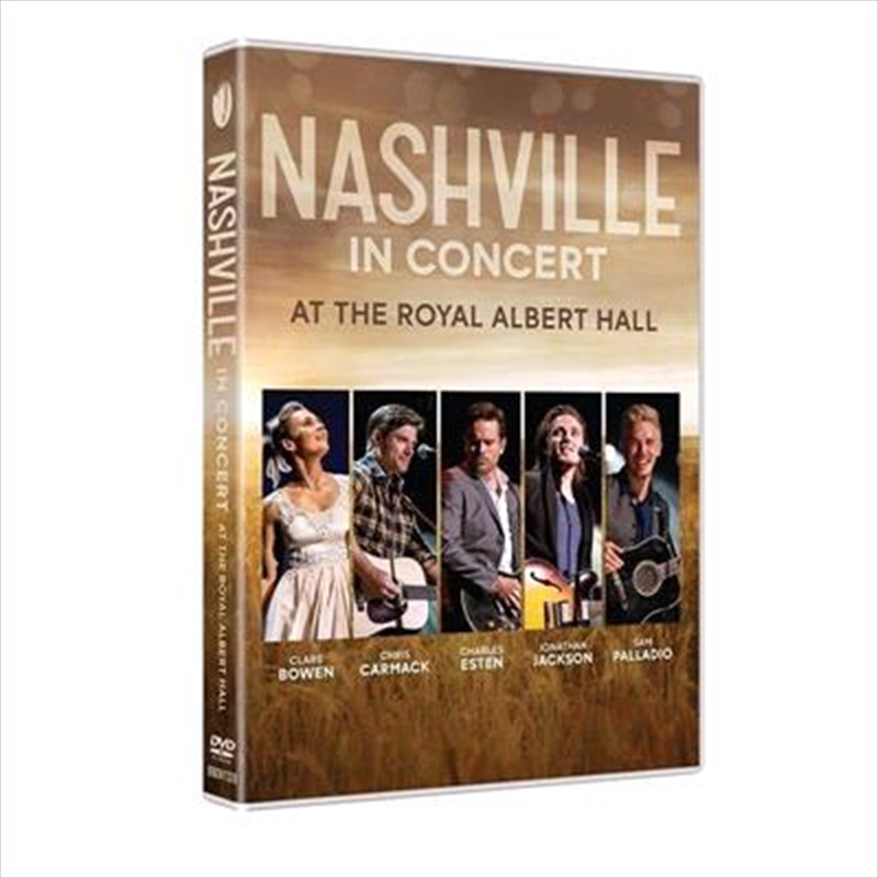 Nashville In Concert - Live At The Royal Albert Hall | DVD