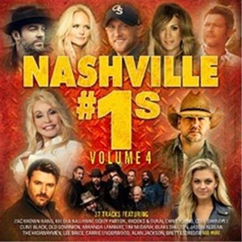 Nashville Number 1's - Volume 4 | CD
