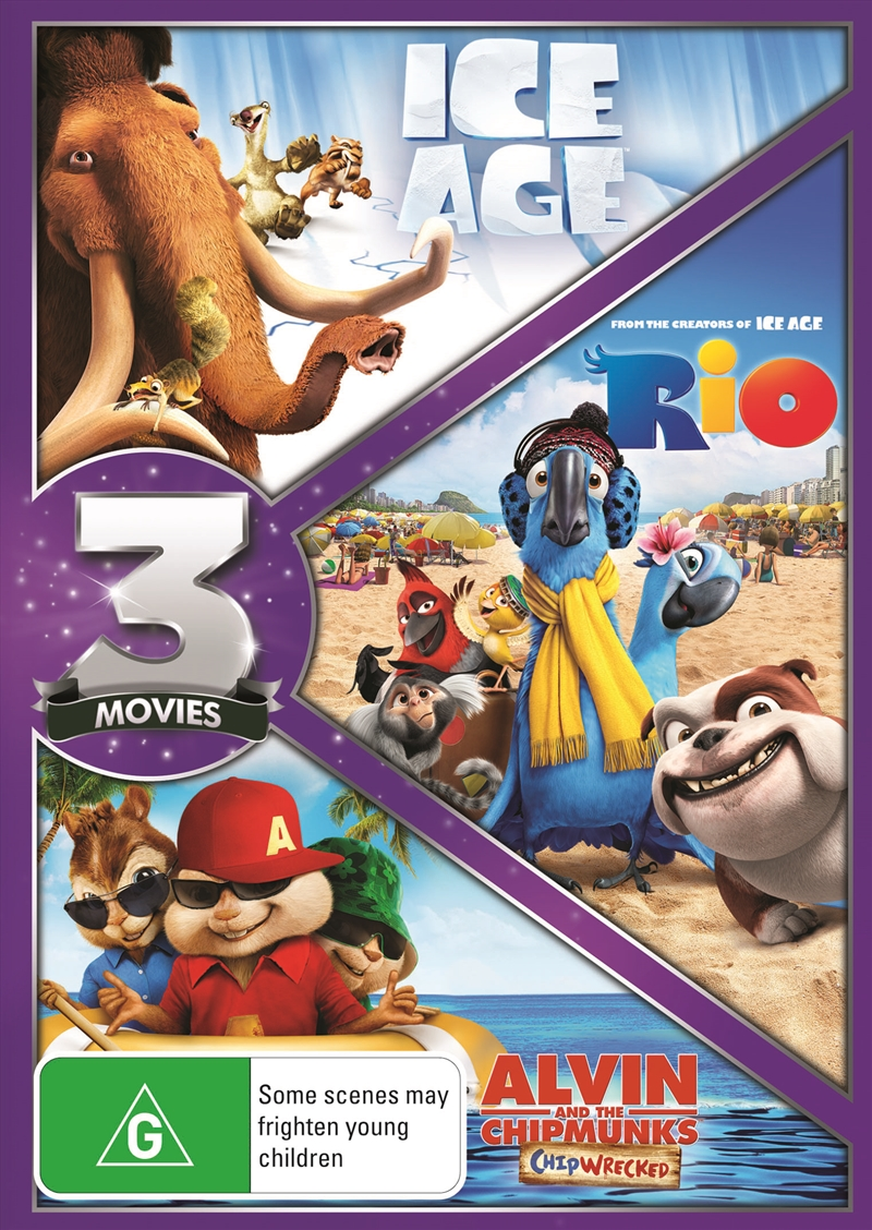 Alvin And The Chipmunks 3 Images ice age/rio/alvin and the chipmunks 3