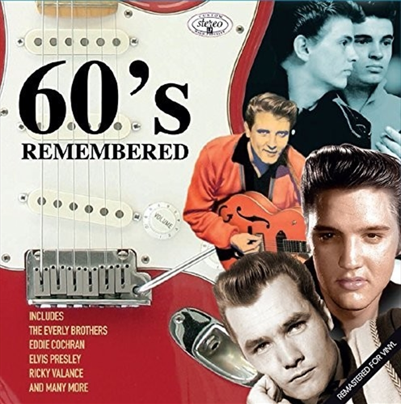 60's - Remembered | Vinyl
