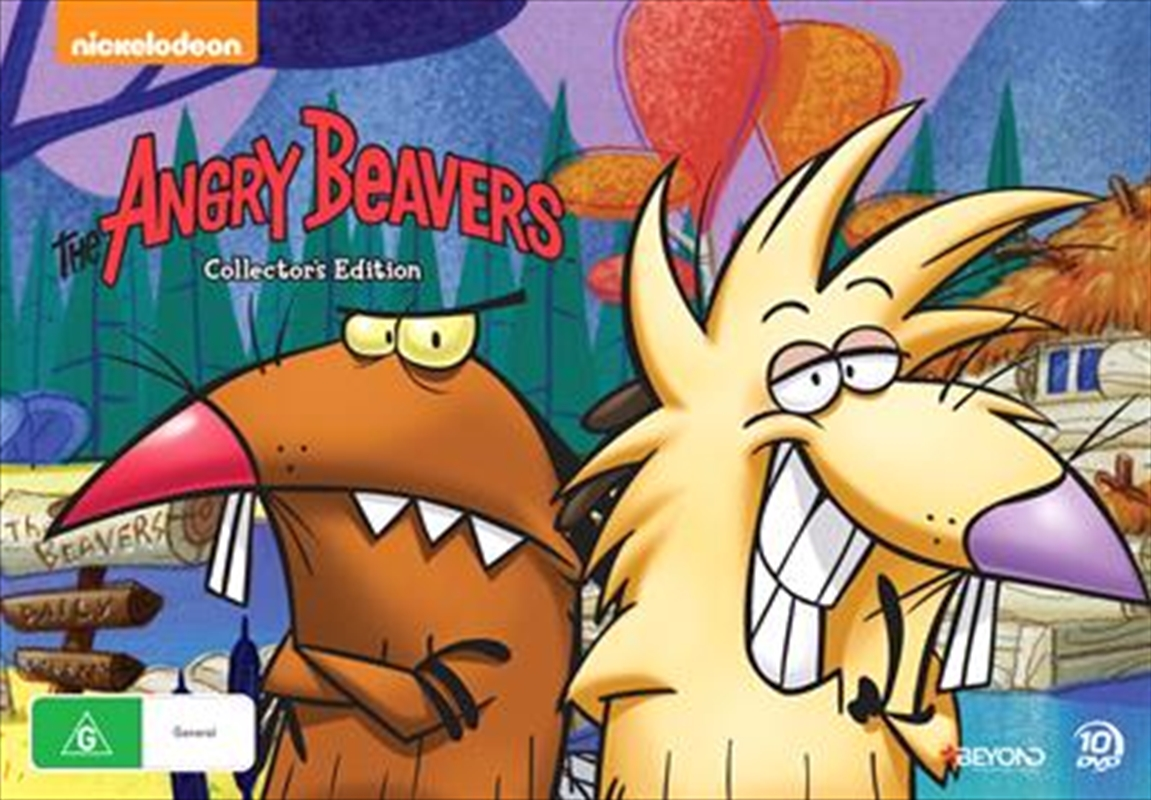 Angry Beavers - Collector's Edition, The | DVD