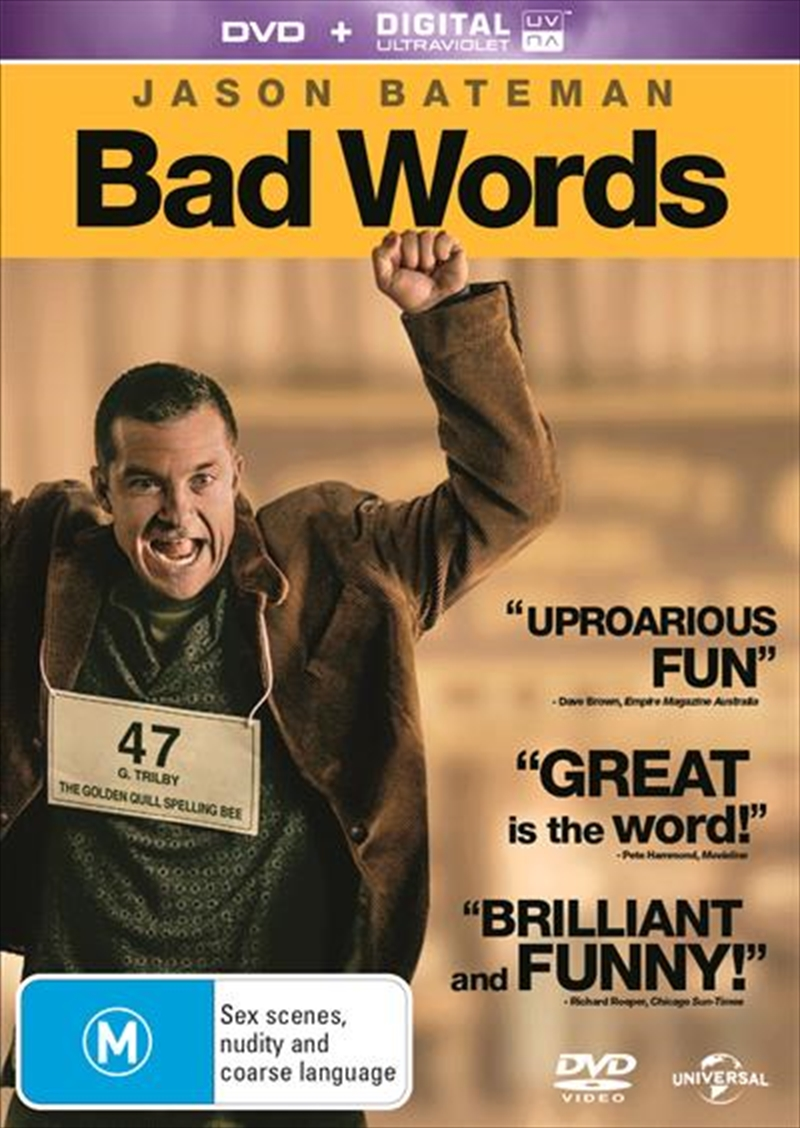 Bad Words | DVD