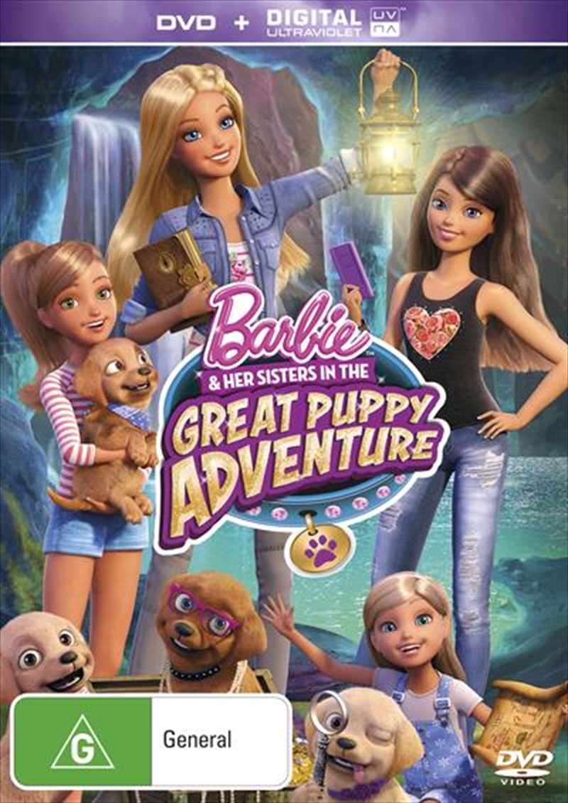 Barbie and Her Sisters In The Great Puppy Adventure | DVD