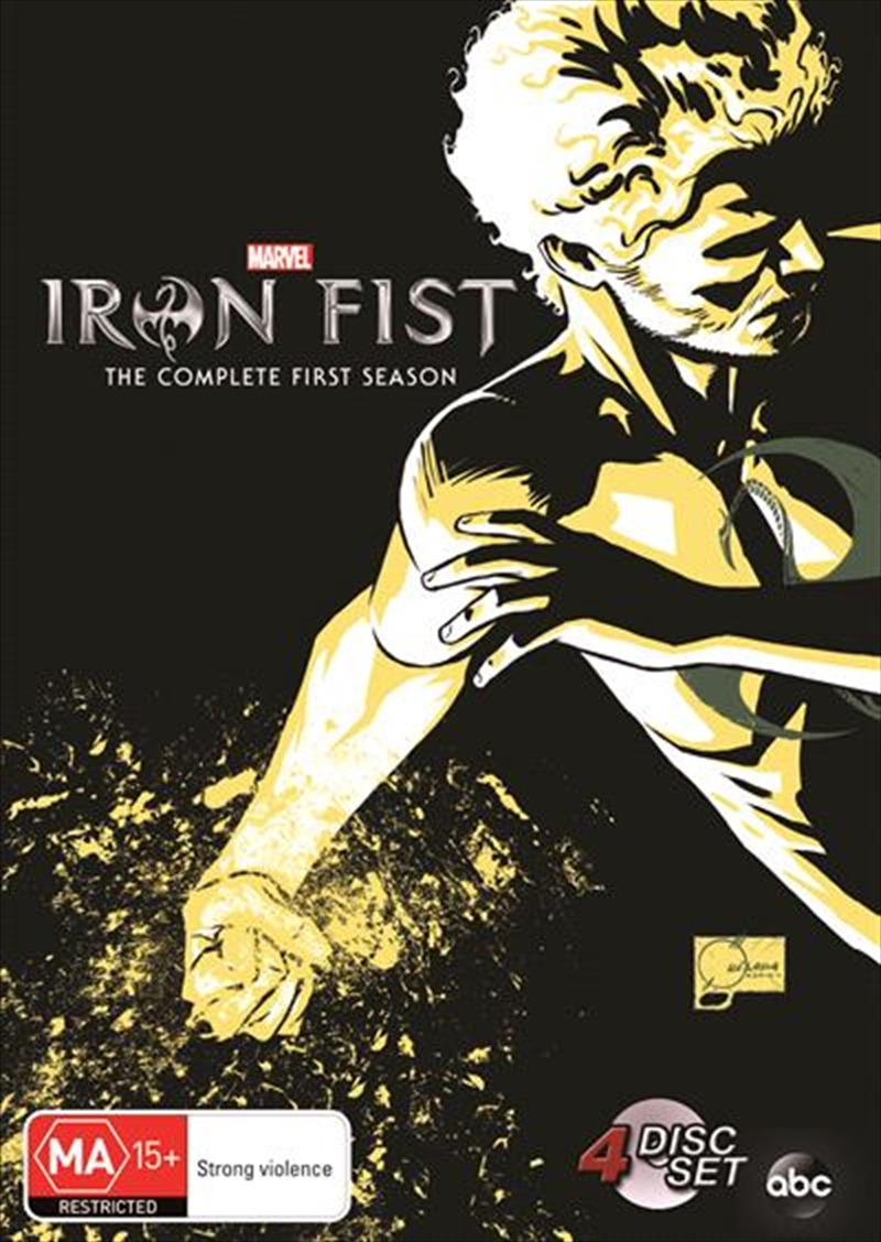 Iron Fist - Season 1 | DVD