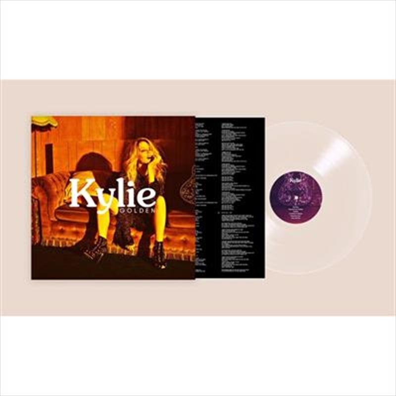 Golden - Clear Vinyl | Vinyl