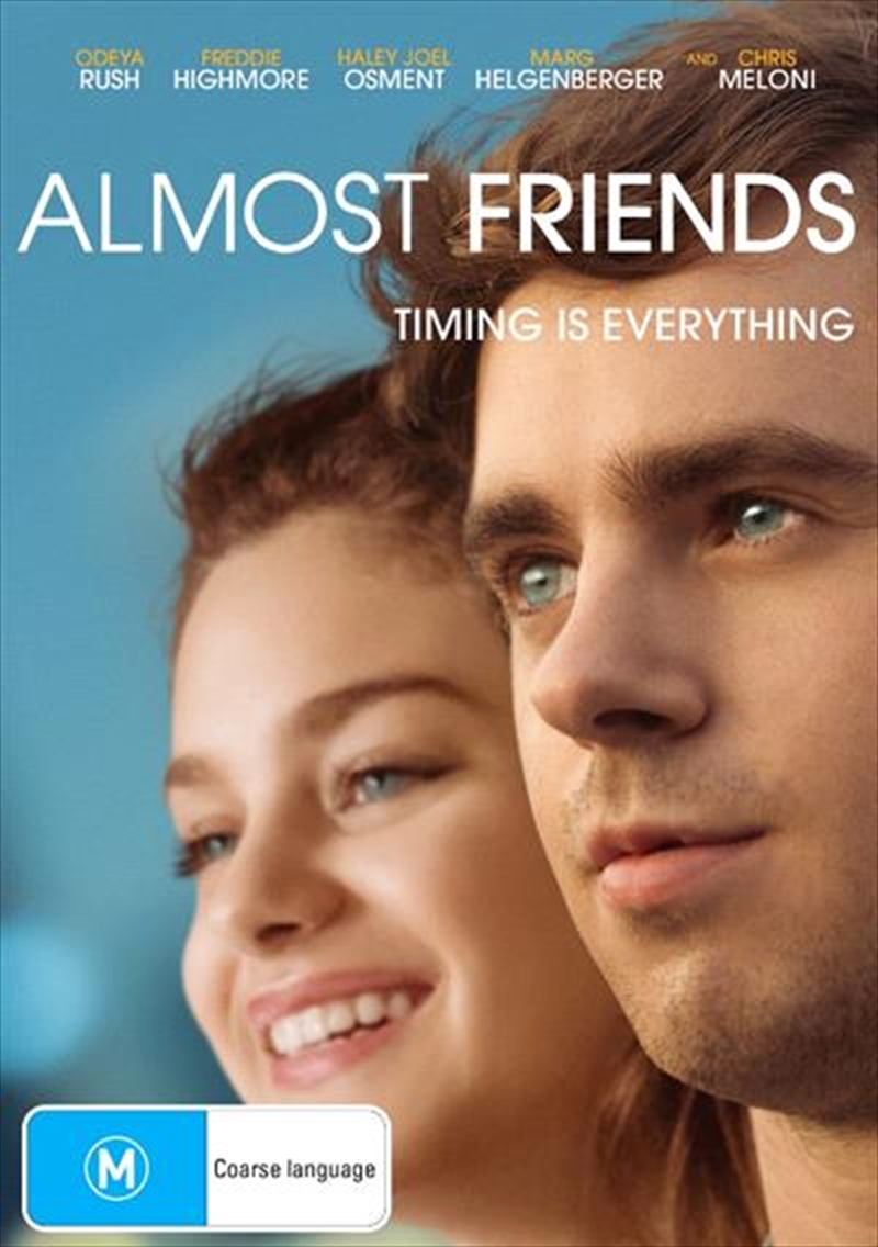 Almost Friends | DVD