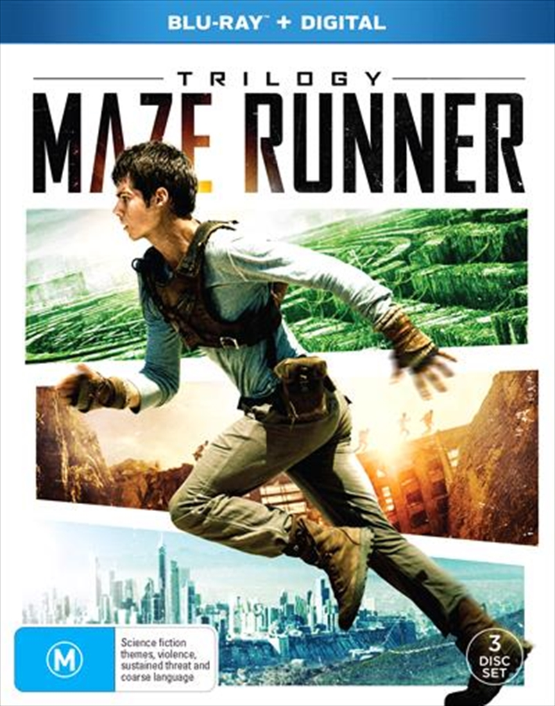 Maze Runner Triple Pack | Blu-ray