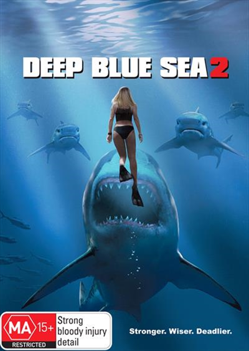 Deep Blue Sea 2 | DVD