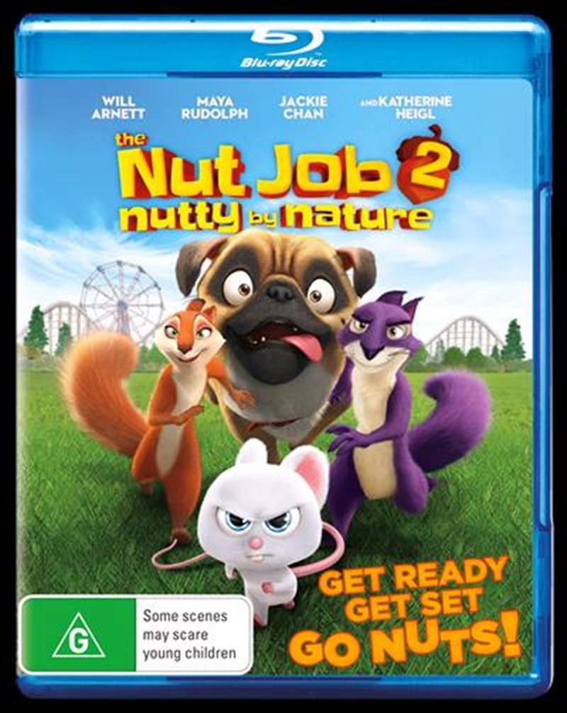 Nut Job 2 - Nutty By Nature, The | Blu-ray