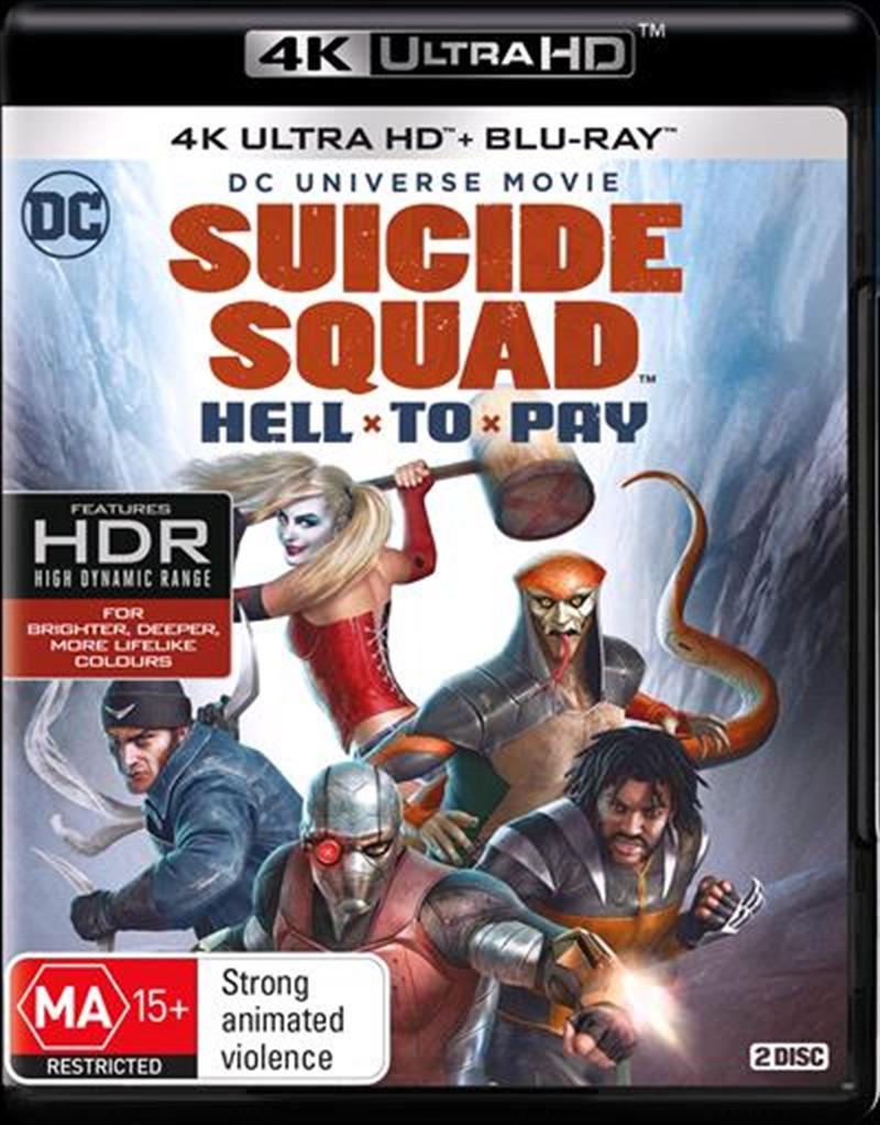 Suicide Squad - Hell To Pay | UHD