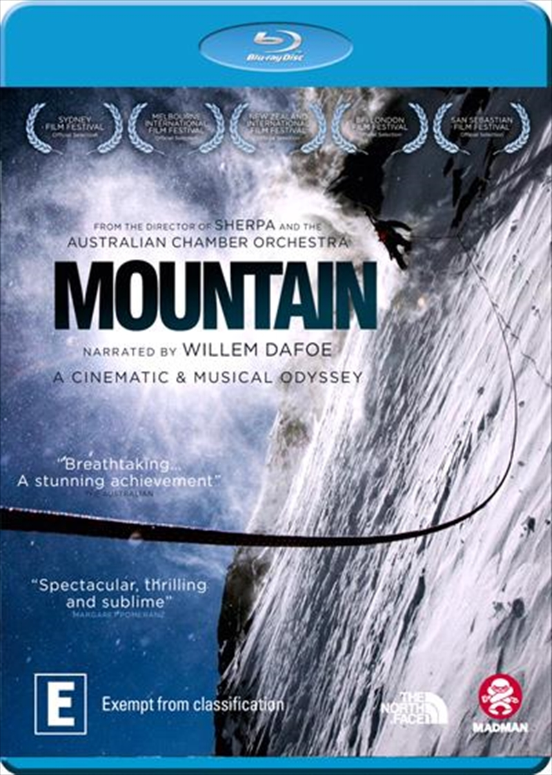 Mountain - Limited Edition | Blu-ray