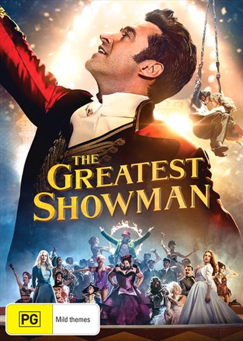 Greatest Showman, The | DVD