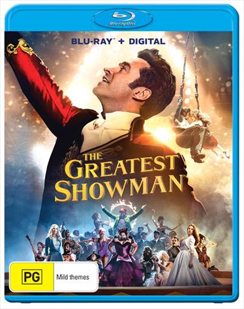 Greatest Showman, The | Blu-ray