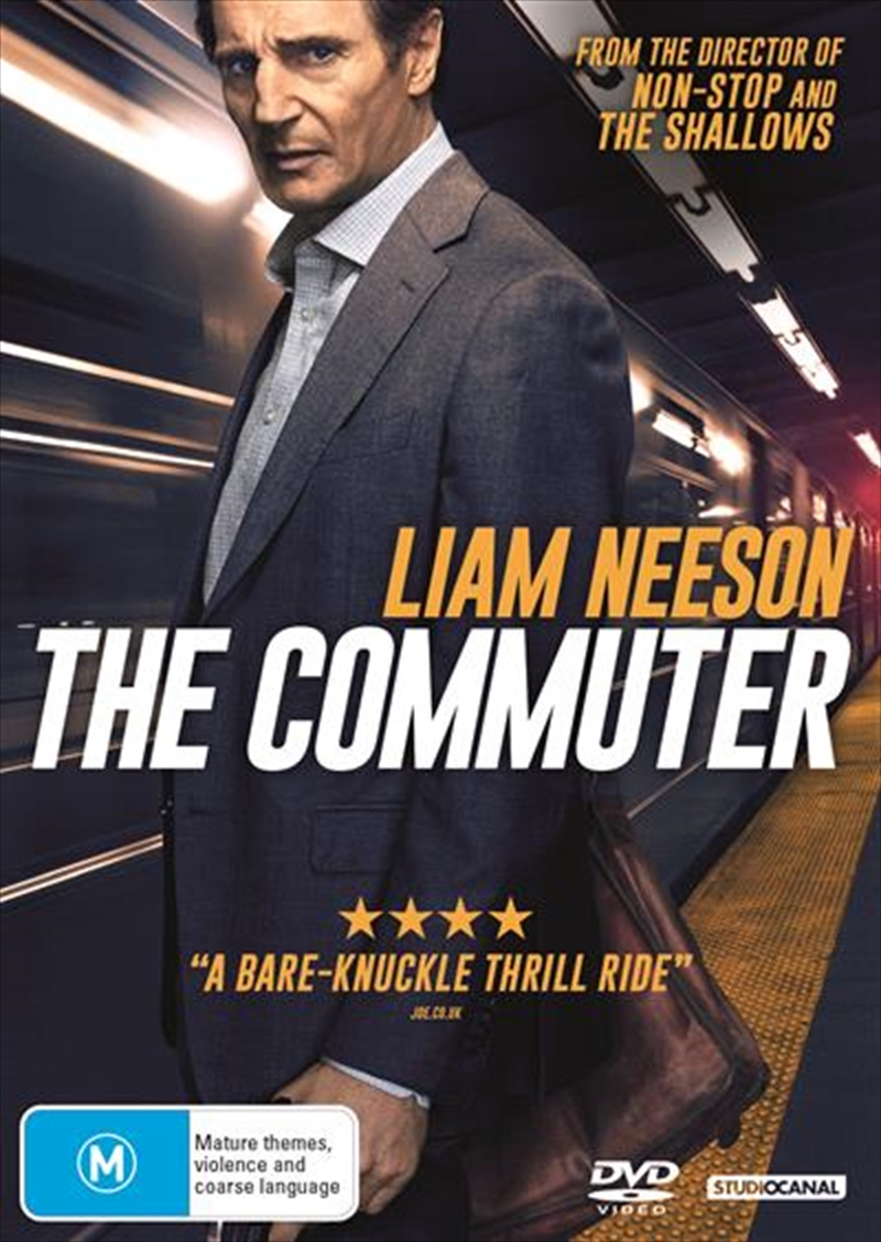 Commuter, The | Tuggl