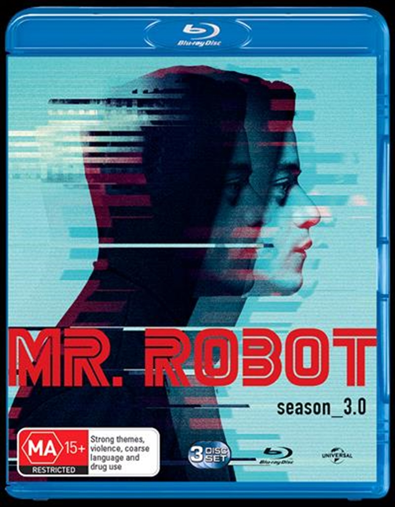 Mr. Robot - Season 3 | Blu-ray