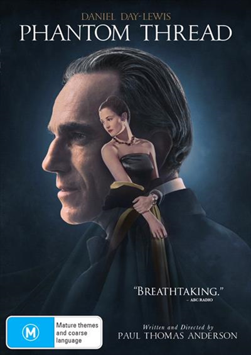 Phantom Thread | DVD