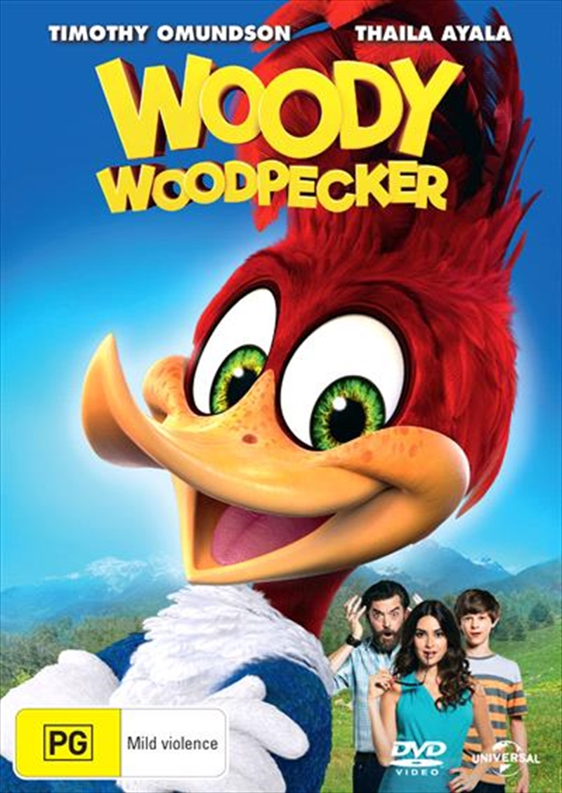 Woody Woodpecker | DVD