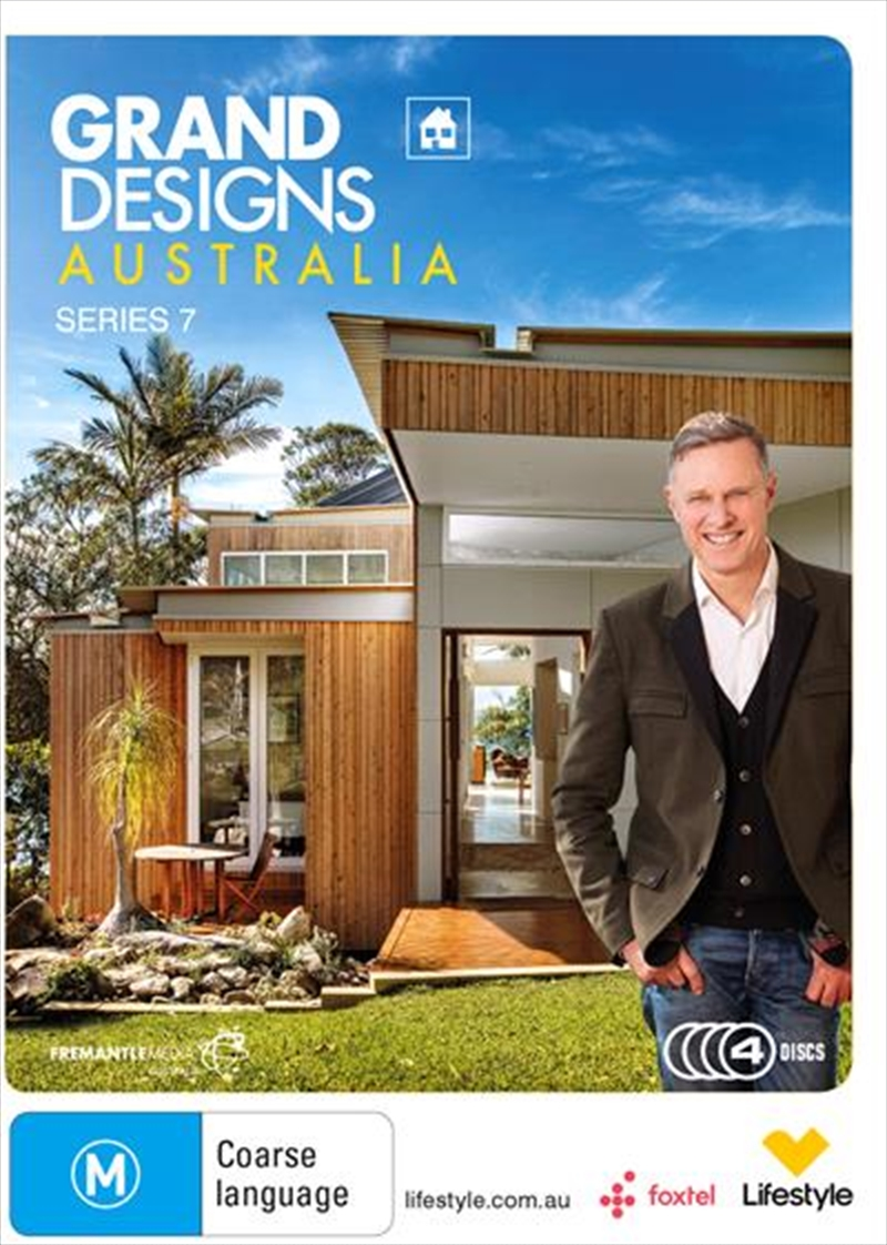 Grand Designs Australia - Series 7 | DVD