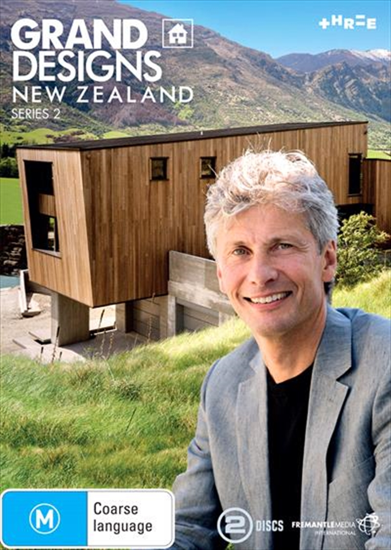 Grand Designs NZ - Series 2 | DVD