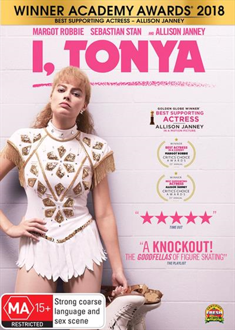 I, Tonya | DVD