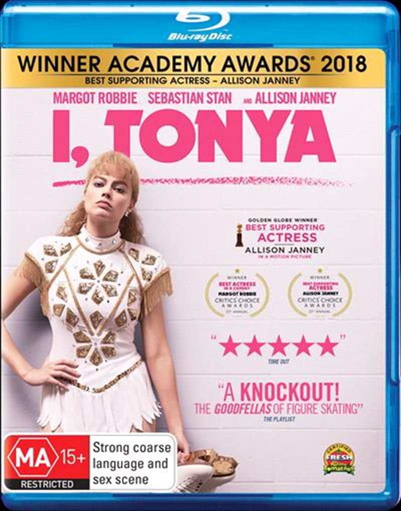 I, Tonya | Blu-ray