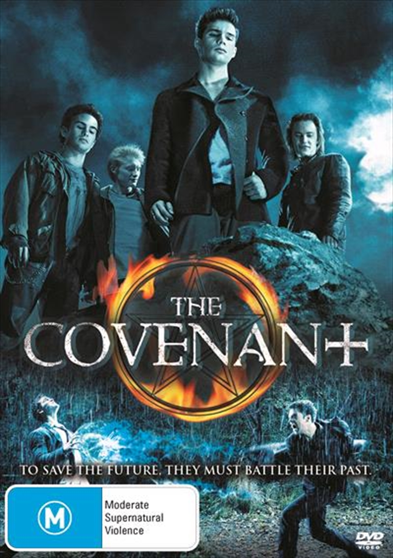 Covenant, The | DVD