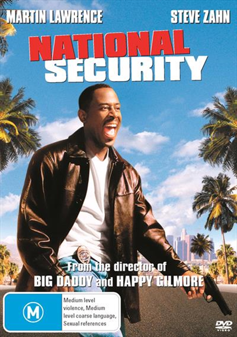National Security | DVD