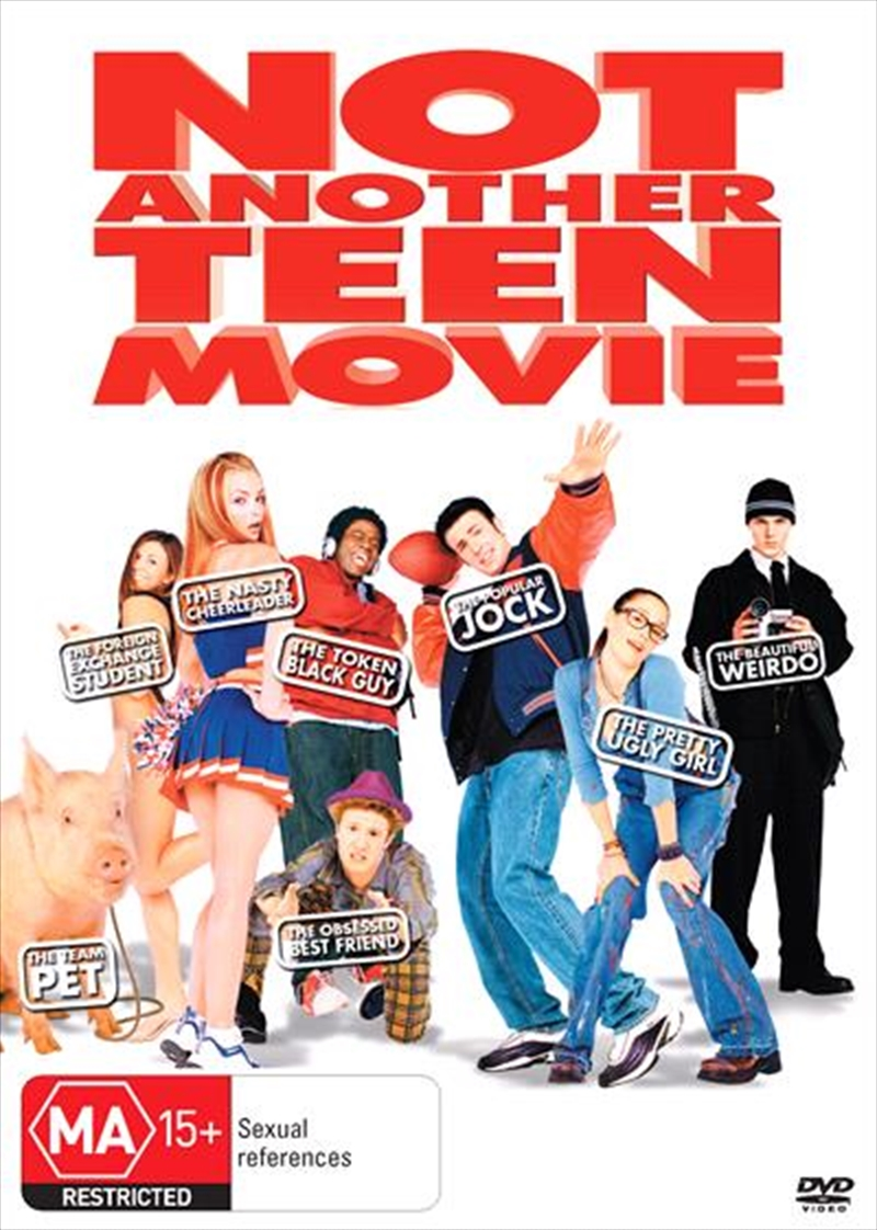 Not Another Teen Movie | DVD