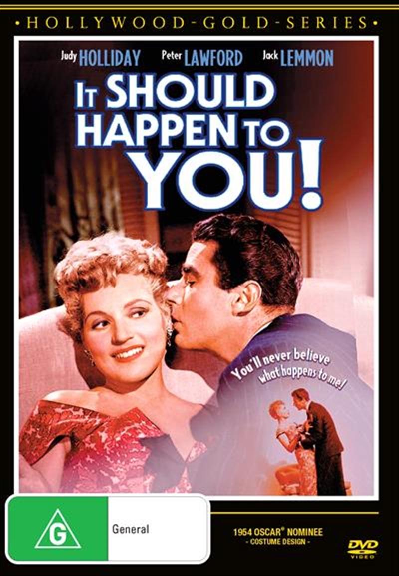 It Should Happen To You | DVD
