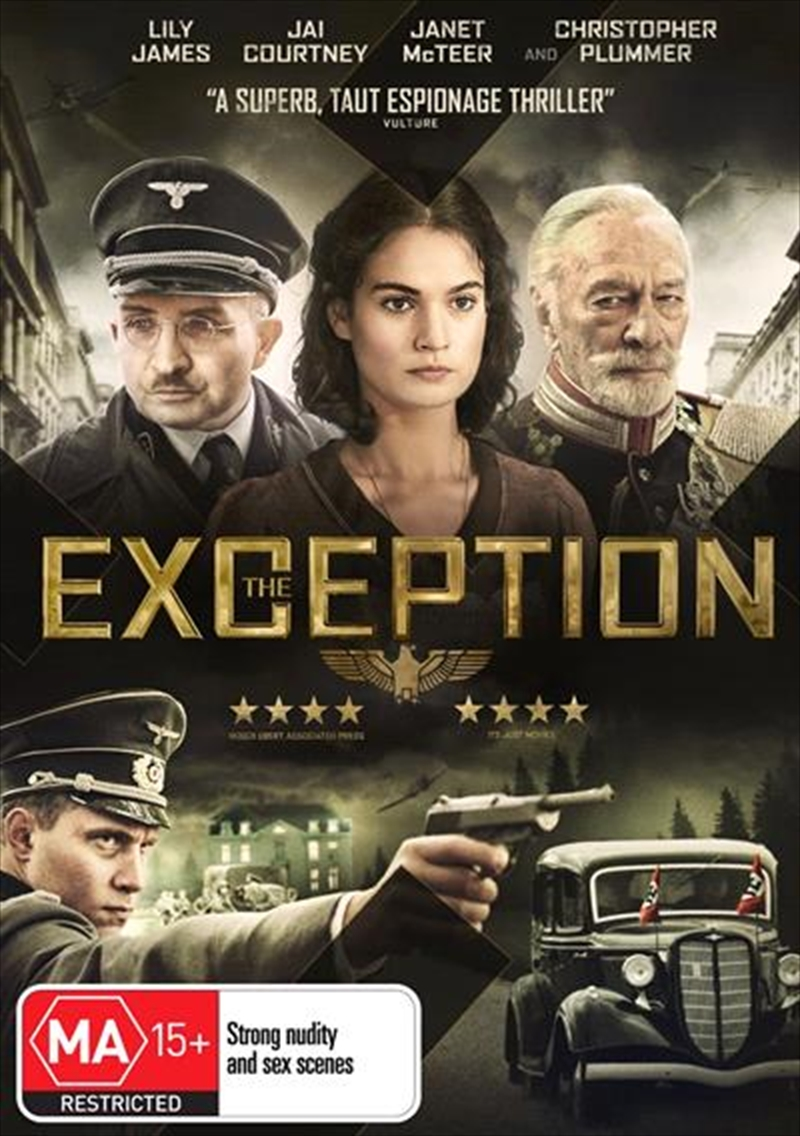 Exception, The | DVD