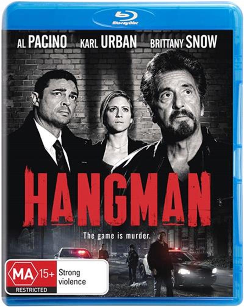 Hangman | Blu-ray