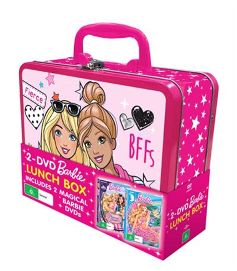 Barbie Lunchbox Pack: Fairytopia/The Princess & The Pauper | DVD