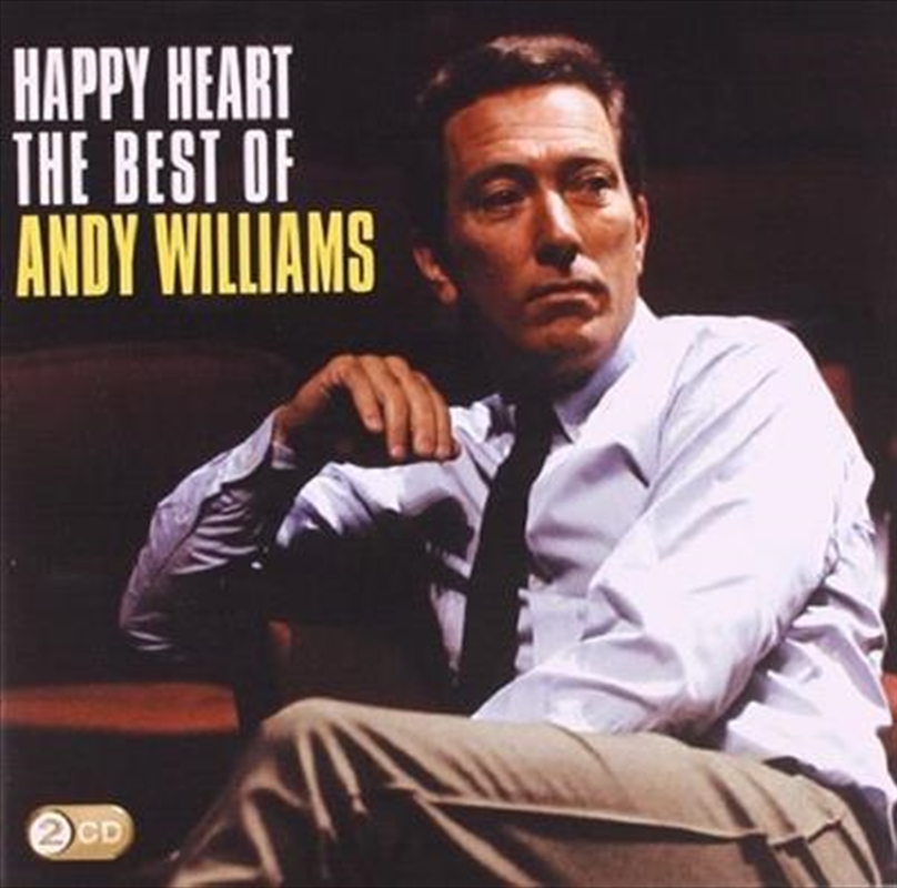 Happy Heart - The Best Of Andy | CD