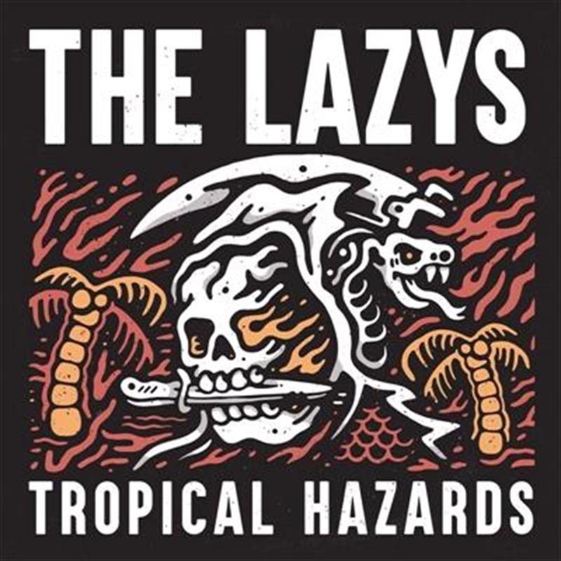 Tropical Hazards | CD