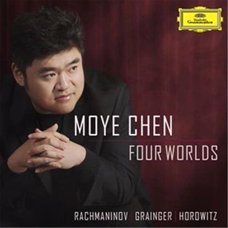 Four Worlds | CD