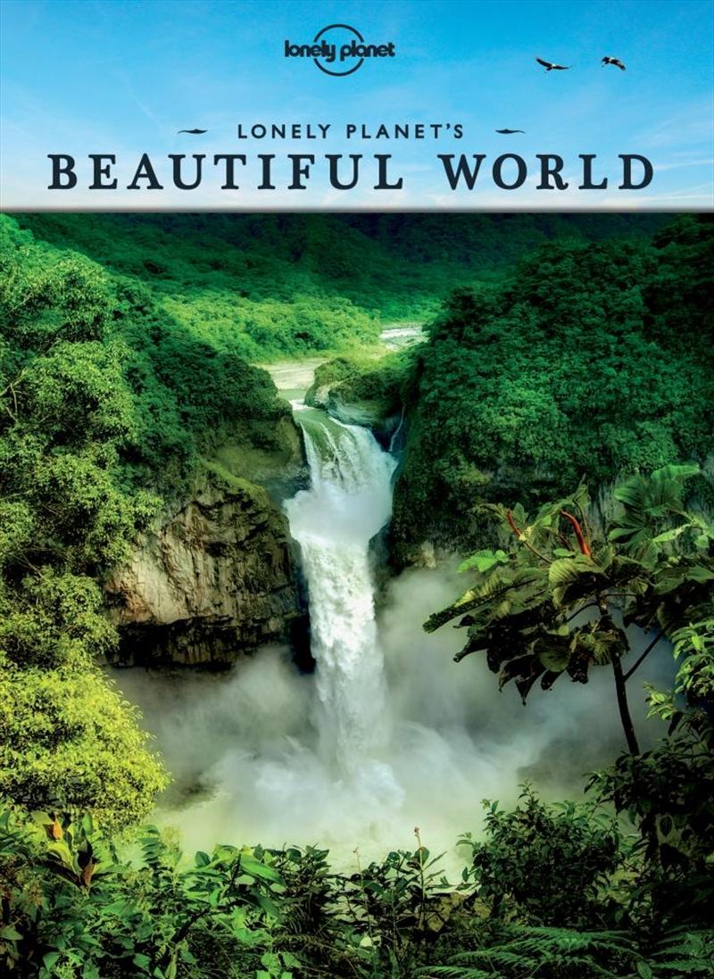 Lonely Planet's Beautiful World   Hardback Book