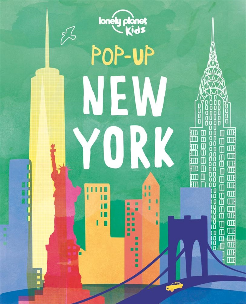 Pop-up New York | Hardback Book