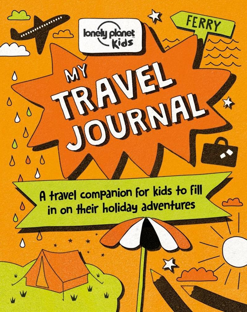 My Travel Journal | Hardback Book