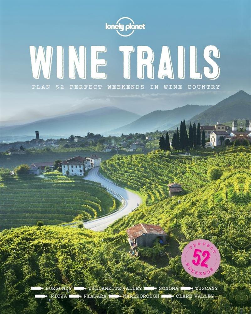 Wine Trails | Hardback Book