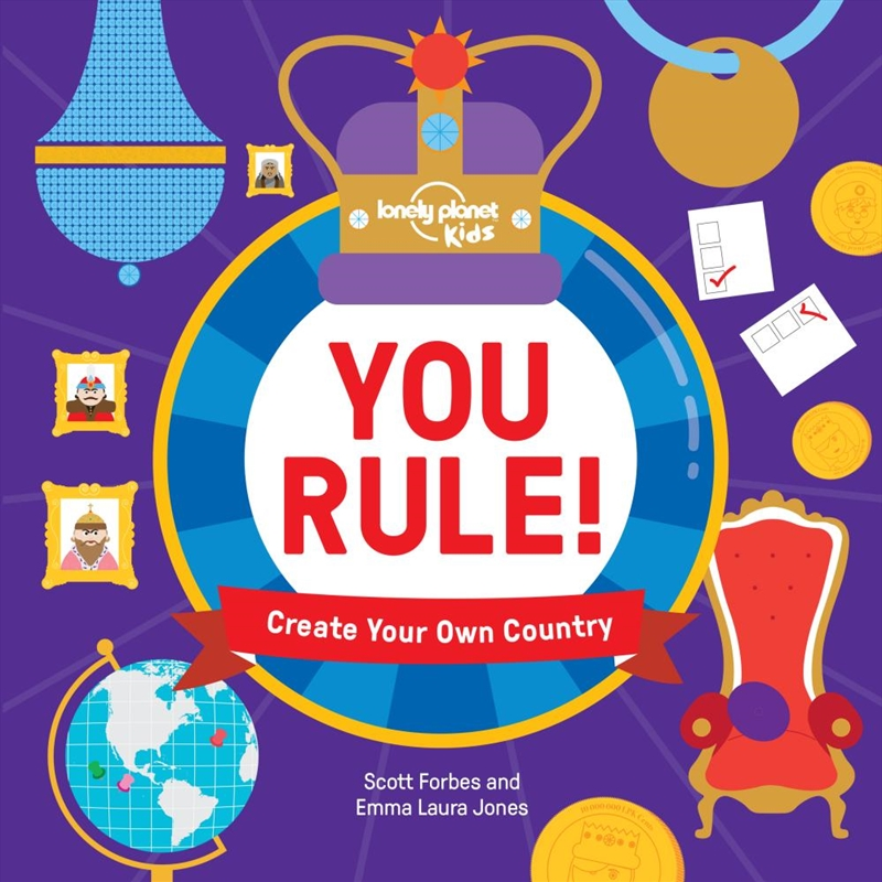 You Rule! | Hardback Book