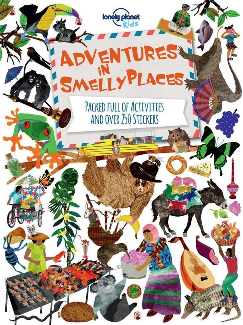 Adventures in Smelly Places | Paperback Book
