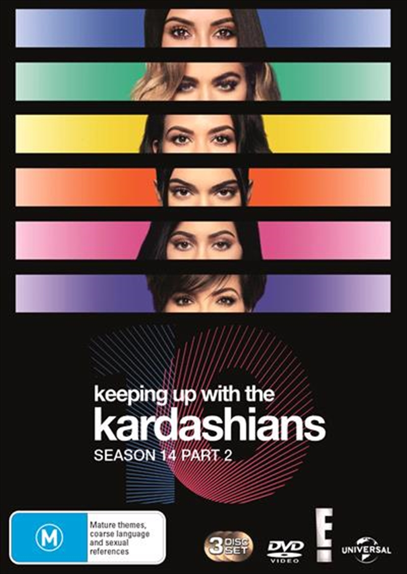 Keeping Up With The Kardashians - Season 14 - Part 2 | DVD