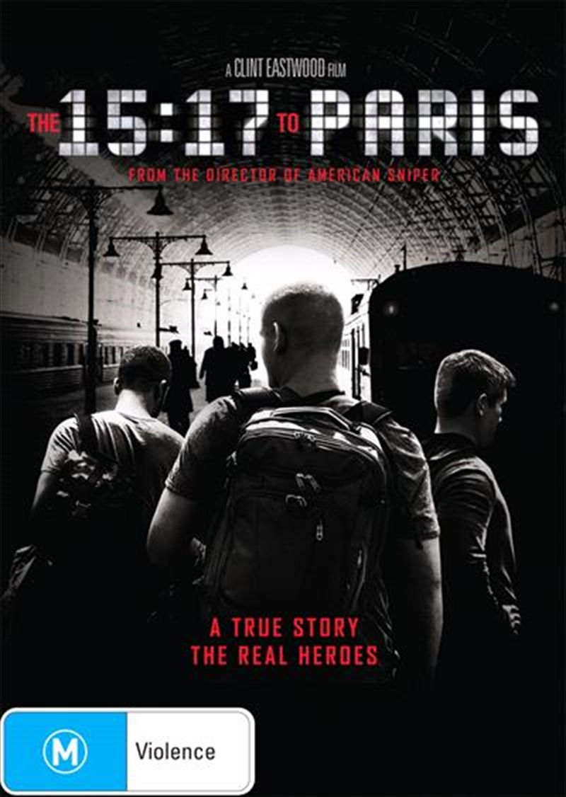 15:17 To Paris, The | DVD