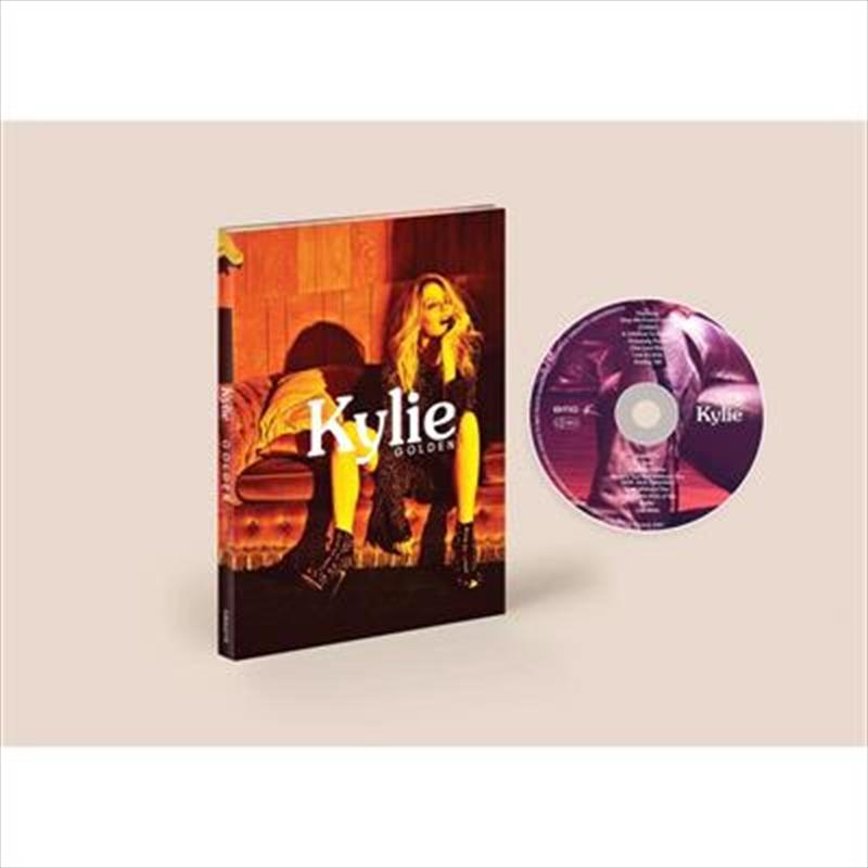 Golden - Deluxe | CD