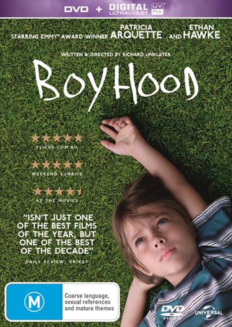 Boyhood | DVD