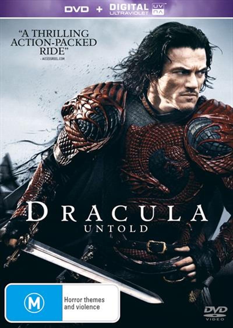 Dracula Untold | DVD