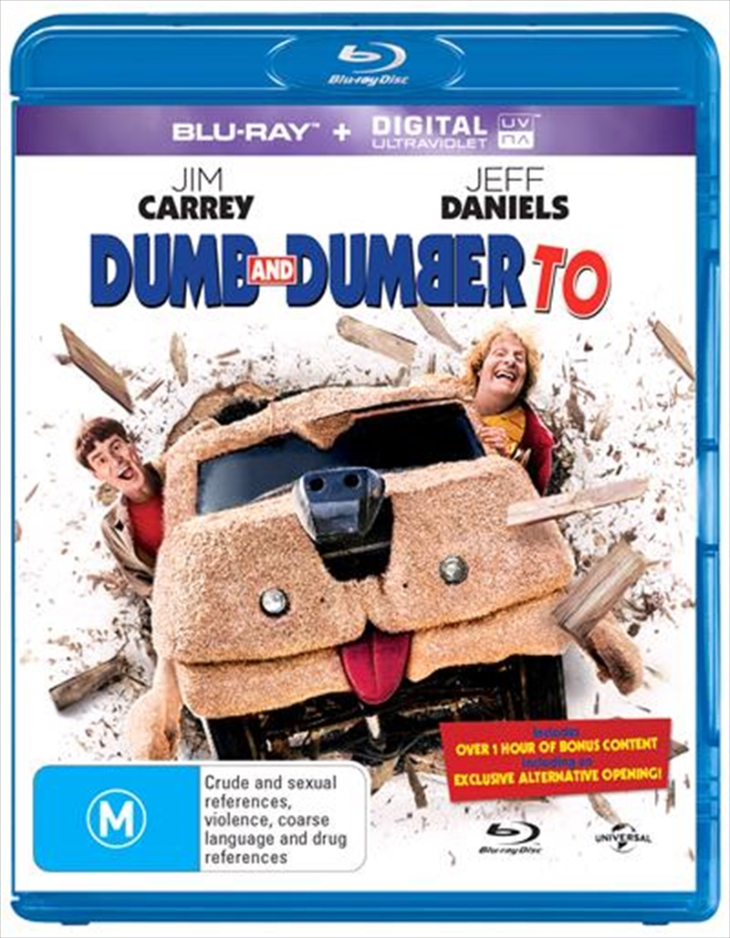 Dumb And Dumber To | Blu-ray
