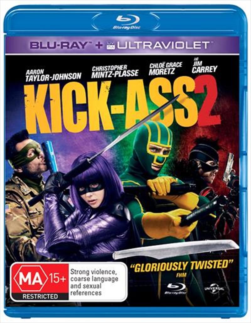 Kick-Ass 2 | Blu-ray