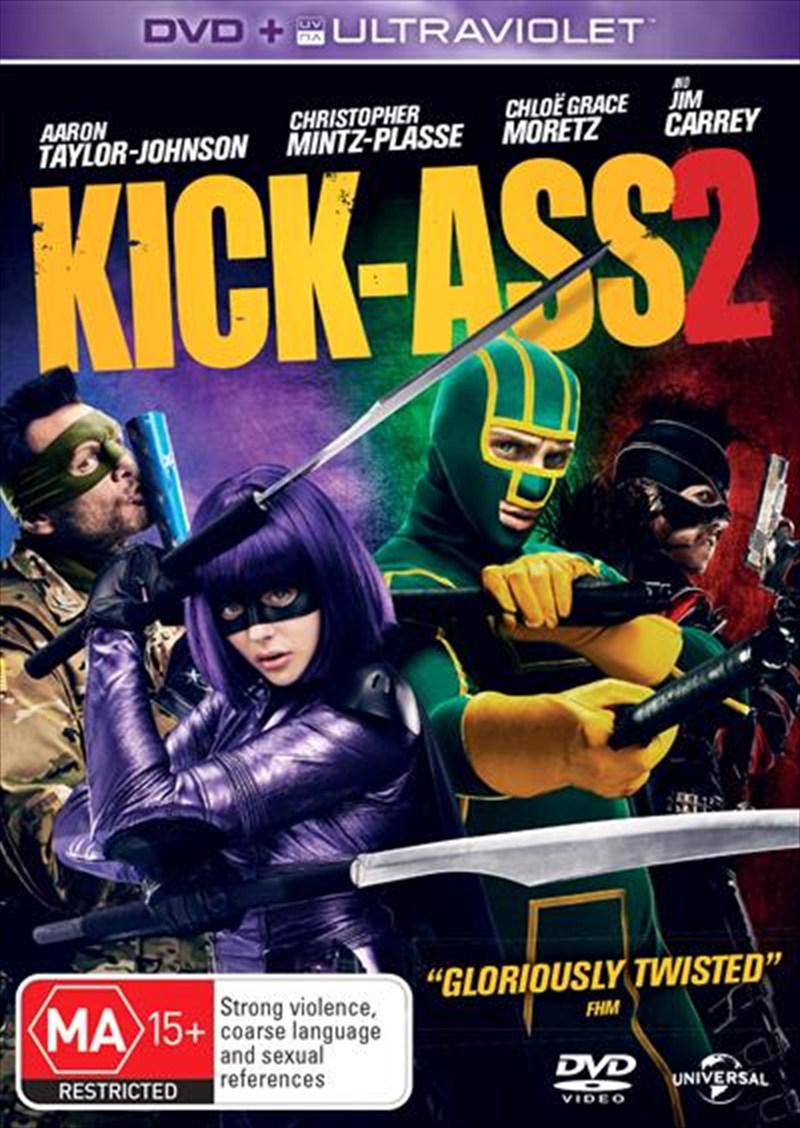 Kick-Ass 2 | DVD